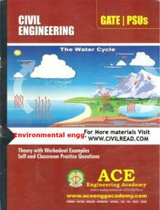 Download ACE Environmental Engineering book