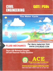 Download ACE Fluid Mechanics Book [FM]