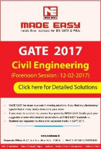 Download Gate Civil Engineering Made Easy Solved Paper (FN)