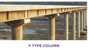 Y TYPE COLUMN