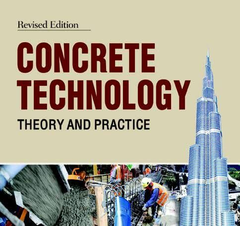 concrete technology book by MN shetty