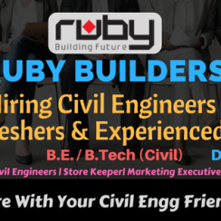 Ruby Developers Hiring Civil Engineers