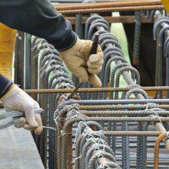 Bar Bending Schedule for tie beams/Strap beams