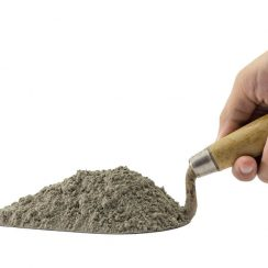 check quality of cement