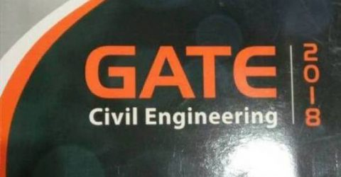 Made Easy GATE 2018 Civil Engineering Solved Papers (27 Years)