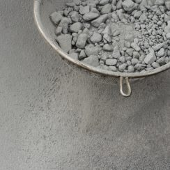 Fineness of cement calculation