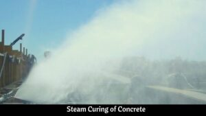 Steam Curing of Concrete