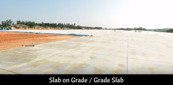 Slab on Grade