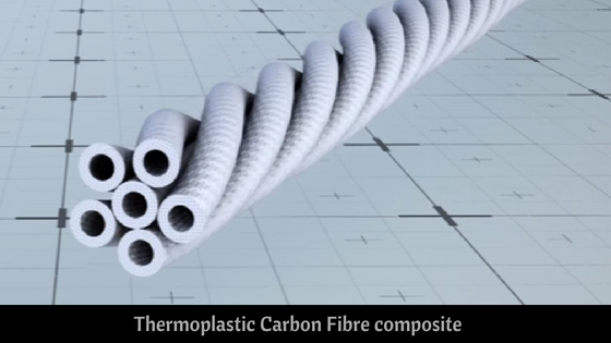 Thermoplastic Carbon Fibre composite