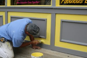 Paint as a Building material in construction