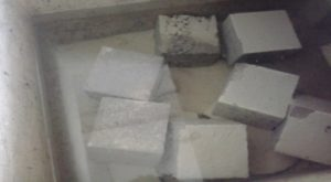 Cement Cubes