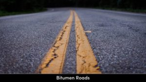 Types of Roads - Bitumen Roads