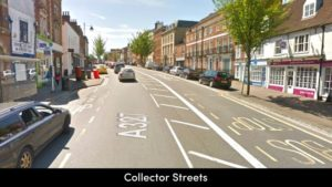 Collector Streets