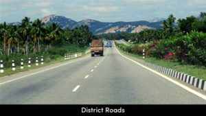 District Roads