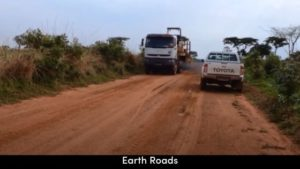 Earth Roads