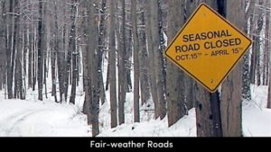 Fair-weather-roads