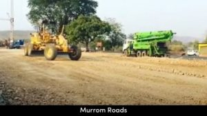 Murrom Roads - Types of Roads
