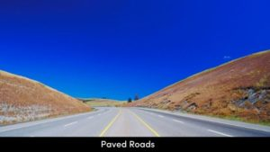 Paved Roads