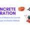 Concrete Vibration