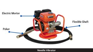 Immersion Vibrator (Vibration of concrete)