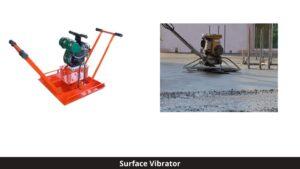 Surface vibrators